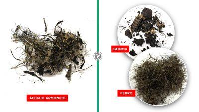 ACCIAIO ARMONICO prodotti smaltimento
