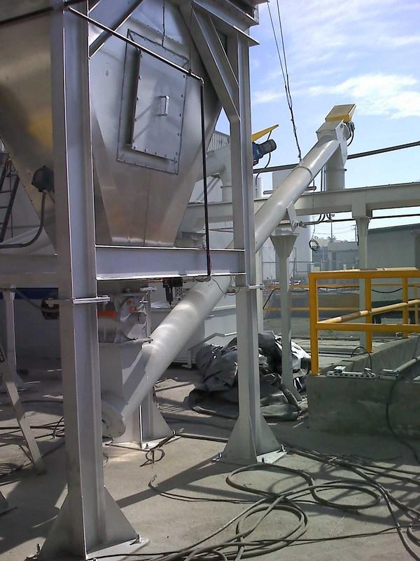 trasportatori a coclea tubolari