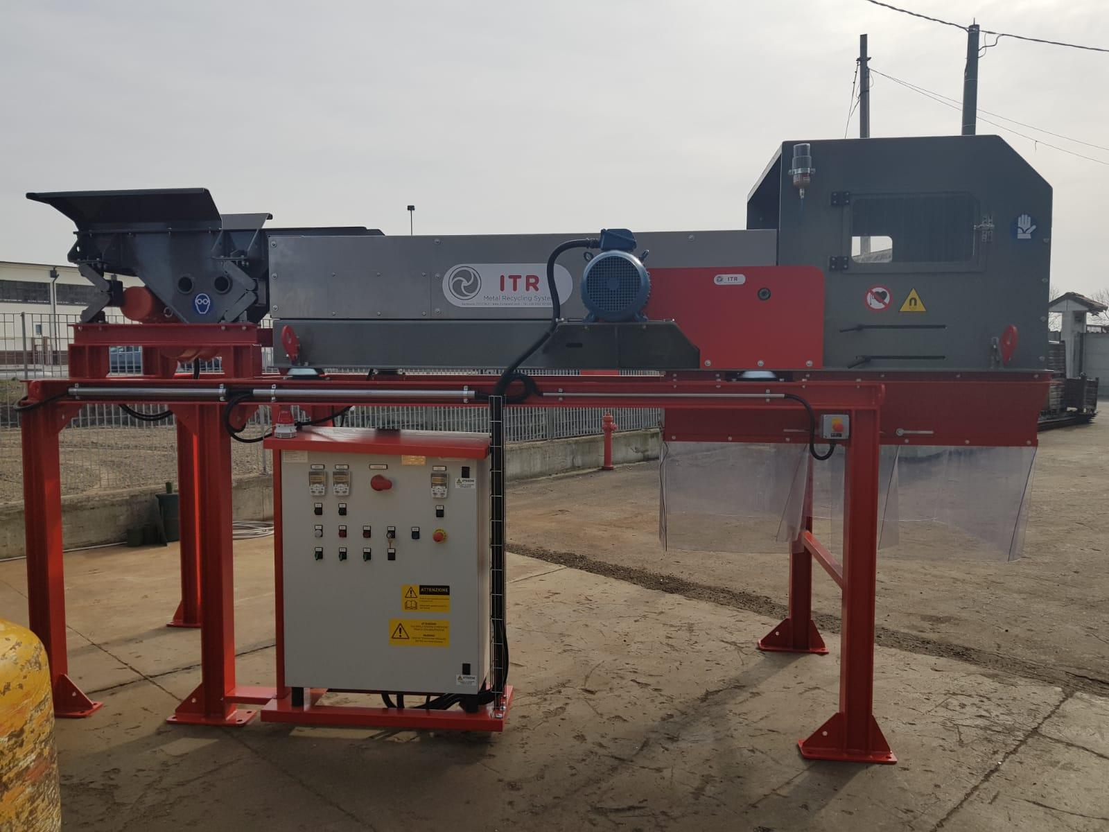 Impianti ITR Recycling Technologies