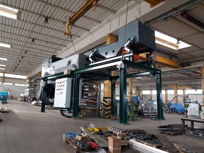 impianto itr Recycling Technologies