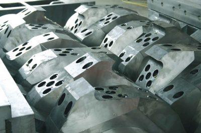 dettaglio rotore