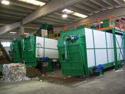 bunker stoccaggio verde